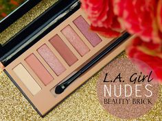 I share my thoughts on this budget rose gold eye-shadow palette. Gold Eyeshadow, Eyeshadow Palette, Nudes, Beauty, Beleza, Cosmetology, Golden Eyeshadow