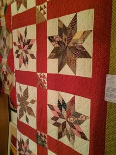 Antique quilt collection - Barrister's Block blog