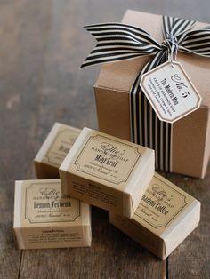 No. 5 The Modern Man Natural Handmade Soap by FrogGoesToMarket