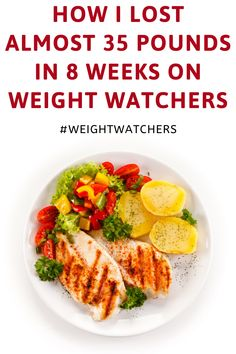How I Lost Almost 35 Pounds in 8 Weeks with Weight Watchers and all 8 weeks of WW meal plans that I used to lose almost 35 Pounds. These Weight Watchers Meal Plans fit the Blue, Green & Purple Plans. #WW #WEIGHTWATCHERS #WWBLUE #WWGREEN #WWPURPLE #MEALPLAN #WWMEALPLAN #HEALTHY