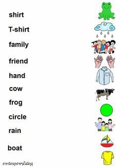 English Grammar For Kids, English Phonics, Learning English For Kids, Teaching English Grammar, English Worksheets For Kids, English Lessons For Kids, Kids English, English Reading, English Vocabulary