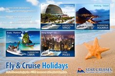 Sail with us & enjoy the STAR treatment in affordable prices! Book now via our website.