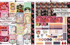 Anti-Princess Planner Stickers
