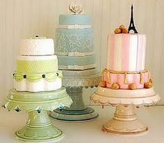Fabulous! cakestand
