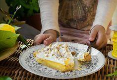 Lemon pie με βούτυρο Κερκύρας Χωριό