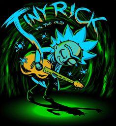 Rick and Morty • Tiny Rick !
