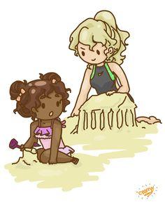 Hazel & Annabeth atb