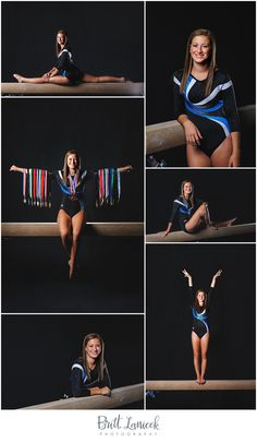 Gymnastics senior pictures   Gymnastics senior portrait ideas   Toledo Ohio Senior Photographer Britt Lanicek   http://www.brittlanicekphotography.com
