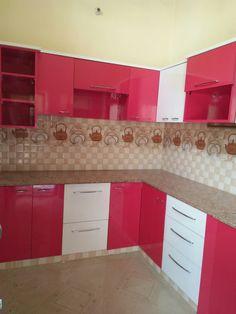 Valance Curtains, Decor, Kitchen Models, Curtains, Cabinet, Kitchen, Home Decor, Kitchen Cabinets