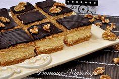 Królewiec Waffles, Cake Decorating, Cheesecake, Honey, Yummy Food, Sweets, Food Heaven, Breakfast, Inspired