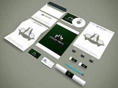 Nova identidade Visual - Carlos André - Advocacia. Fizemos uma revitalização de cores e redesign de logo.