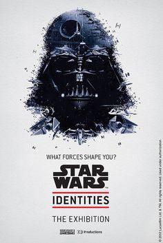 New Star Wars Identities Exhibit Portraits