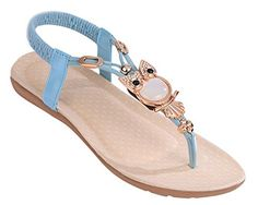bc40a2779ca4bc Fortunings JDS New design elegant Tstrap thongs flat sandals with rhinestone      You can