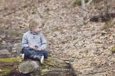 New Hampshire Trail - Hiking - Childhood Portraits | Chase Photography