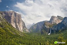 ✔ - Stressful drive into the park, but totally worth it!! - Yosemite National Park, California