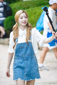 Twice-Dahyun 180711 KBS2 Entertainment Weekly Filming