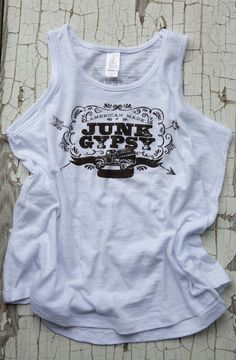 PaiNT label TanK- KidS - Junk GYpSy co.