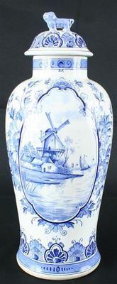 1900 Blue Delft
