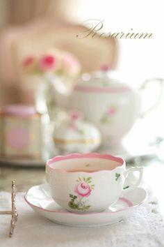 Petit afternoon tea ♪ in Vienna