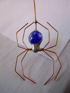 Garden Spider Detail