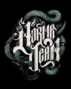 NORMA JEAN T-SHIRT DESIGN  American metal/hardcore band, Norma Jean, commissioned me to do a t-shirt design for them.