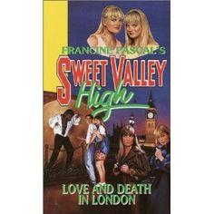Love and Death in London (Sweet Valley High): Francine Pascal: 9780553562279: Amazon.com: Books