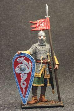 Norman Tin toy soldier #StPetersburg