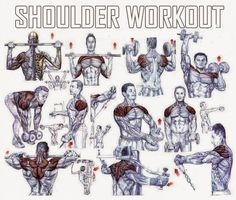 Do you want to know 5 exercises which will really improve your shoulder appearance and strength? Th...
