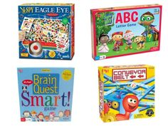 #Giveaway! Board Game Bundle from University Games (Ends 9/1)