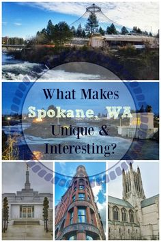 Perhaps you've never heard of Spokane, WA? It's actually the 2nd largest city in Washington state, and here's why it should be on your radar! #spokane #visitspokane