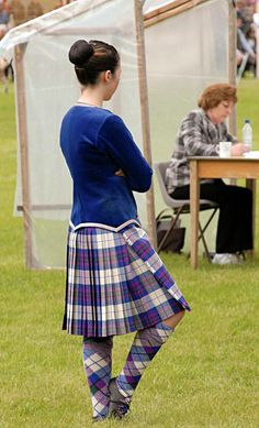 Strathmore 2007 - Looking the judge.Pride of scotland Scottish Highland Dance, Scottish Highlands, Highland Games, Irish Dance, Kilts, Dance Outfits, Tartan, Scotland, Dancing