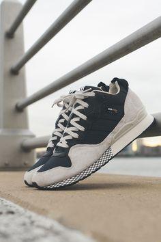 1aa16940159 adidas Originals ZX 930 Cordura  Black Grey Adidas Sneaker Nmd