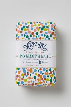 My new soap love – Mr. Boddingtons Mistral Soap - Anthropologie.com