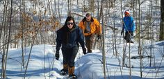 Explore Rhinelander's Winter Trails | ExploreRhinelander.com