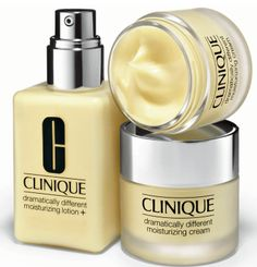 Clinique Dramatically Different Moisturizer now comes in a Cream!