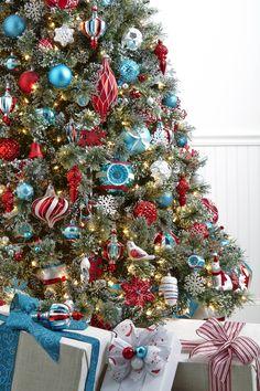 Martha Stewart Christmas Trees Home Depot