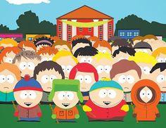 journal de bord d'un ado geek: Le Pilot de South Park sous-titré en français