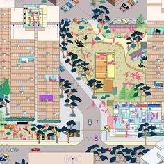 Urbanized Landscape Series by Atelier 11   China