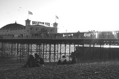 Brighton, England study abroad summer '12  I miss you so much!!