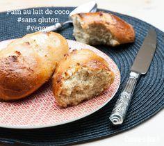 Recette sans gluten Recette sans lait Recette vegan Au mois de mai vous pourrez me retrouver dans bio info avec pour thème de mes recettes « les sandwichs à emporter au bureau ». (Ce mois-ci vous me retrouverez avec les petits pots de bébé). Dans le même style j'avais envie de faire des petits pains …