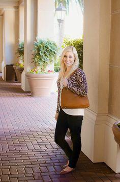 Leopard Please! ~ Bay Area Blonde