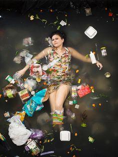 Gregg Segal, Seven Days of Garbage.