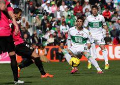 Nueva entrada en el blog: Temporada 2013-14 | Jornada 22 | Elche vs. Almería