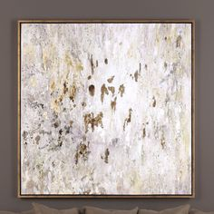 Uttermost Golden Raindrops Wall Art | from hayneedle.com