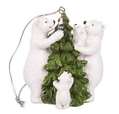 Retro Coca Cola Polar Bear Family And Christmas Tree Hanging Ornament Christmas Villages, Christmas Meals, Coca Cola Polar Bear, Seasonal Decor, Holiday Decor, Xmas, Christmas Ornaments, Christmas Trees, Hanging Ornaments