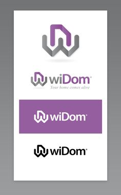 Logo Design - Widom