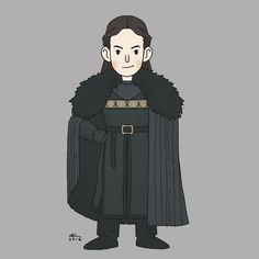 Lady Mormont by AndrewKwan on DeviantArt Lady Mormont, Winter Is Coming, Arya, Book Design, Childrens Books, Disney Characters, Fictional Characters, Aurora Sleeping Beauty, Character Design