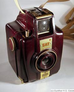 Bilora (Kürbi & Niggeloh): Boy Luxus camera