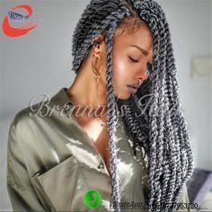 Crochet tresses coiffures havana mambo twist crochet braid curly extension de tressage de cheveux freetress crochet tresse synthétique cheveux