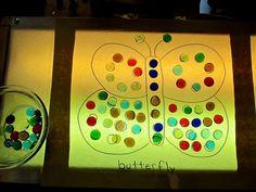 I want a light table!!